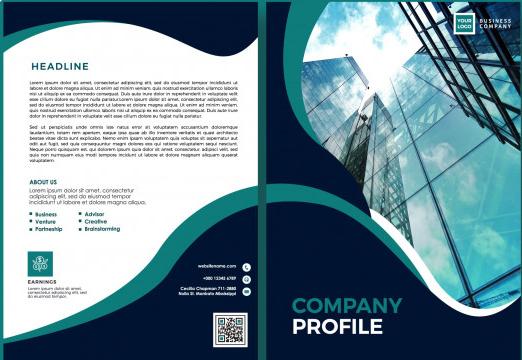 Harga Cetak Company Profile