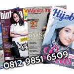 harga cetak majalah full color - Galleri Percetakan Bekasi